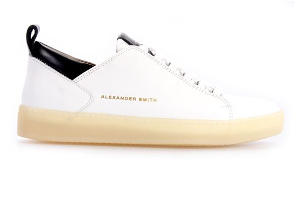 ALEXANDER SMITH H88489WHITE BLACK